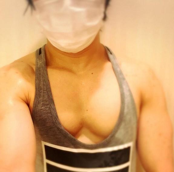 西川貴教 筋肉