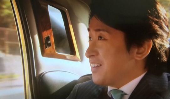 セカムズ 大野智 鮫島社長