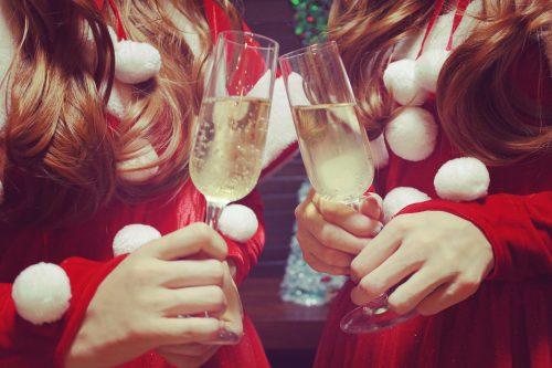 クリスマス 女子会