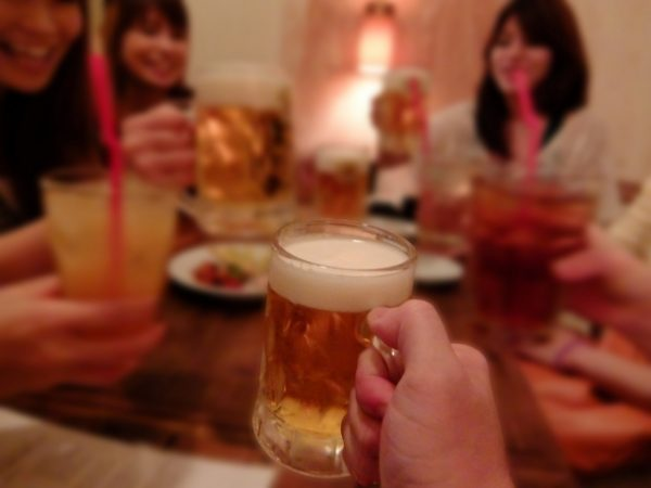 ビール 太る