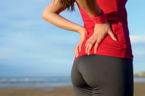 骨盤の前傾 腰痛