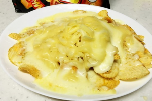 チーズ ピザポテト