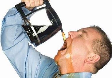カフェイン中毒 玉露