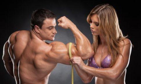 スポーツ男子 筋肉