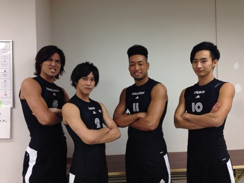 佐野岳 スポーツ男子 筋肉