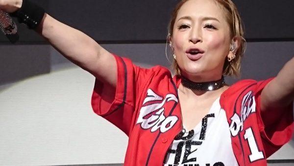 浜崎あゆみ カープ女子 太りすぎ