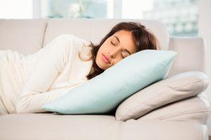睡眠不足 主婦