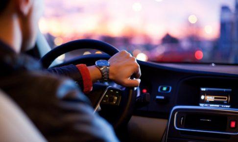 彼氏 運転 性格