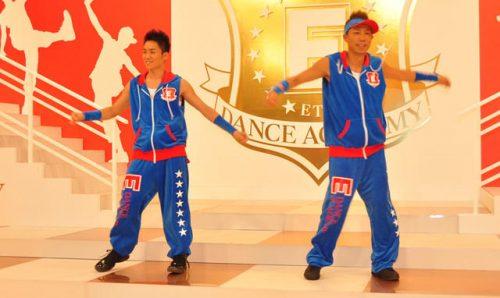USA NHK ダンス