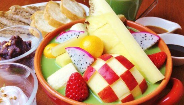 フルーツ鍋