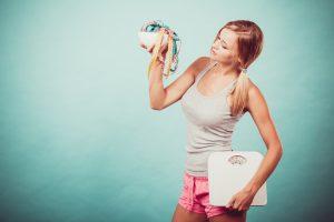 食事制限ダイエット 太る