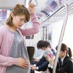 電車 出産