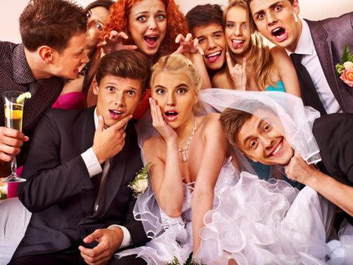 結婚式 二次会