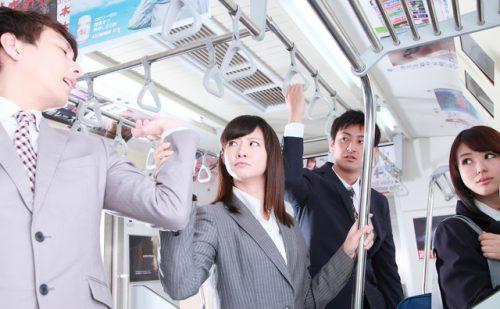 集団痴漢 埼京線