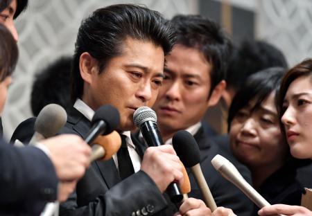 TOKIO解散