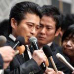 TOKIO解散 記者会見