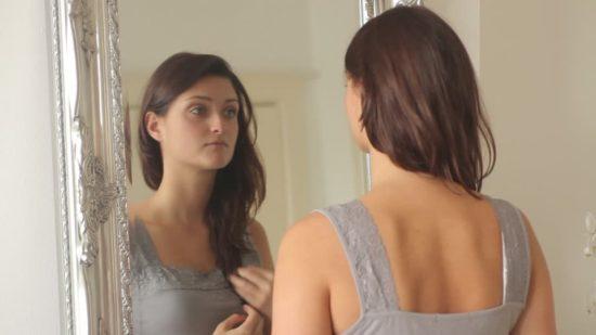 恋愛運を下げる 鏡